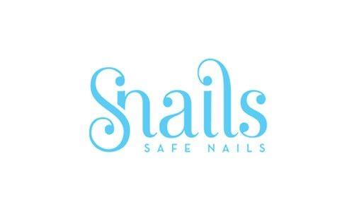 Resultado de imagen de logo snails laca de uñas